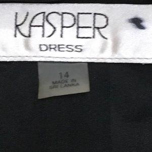 Kasper Dresses - EUC KASPER Figure Flattering Princess Cut Dress